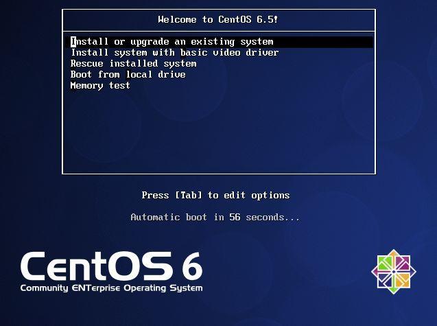 Hướng dẫn cài đặt Centos 6