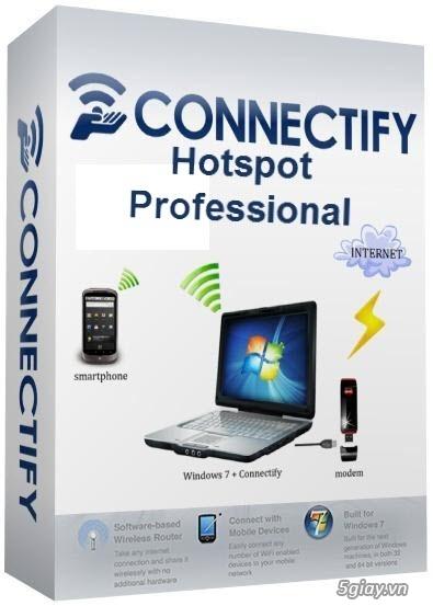 Những phần mềm miễn phí phát wifi bằng laptop tốt nhất