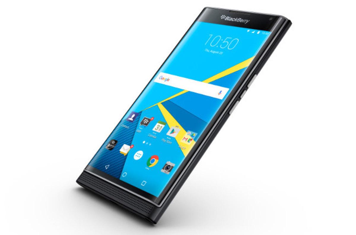 Blackberry Priv bất ngờ giảm giá mạnh chỉ trong vòng 1 năm