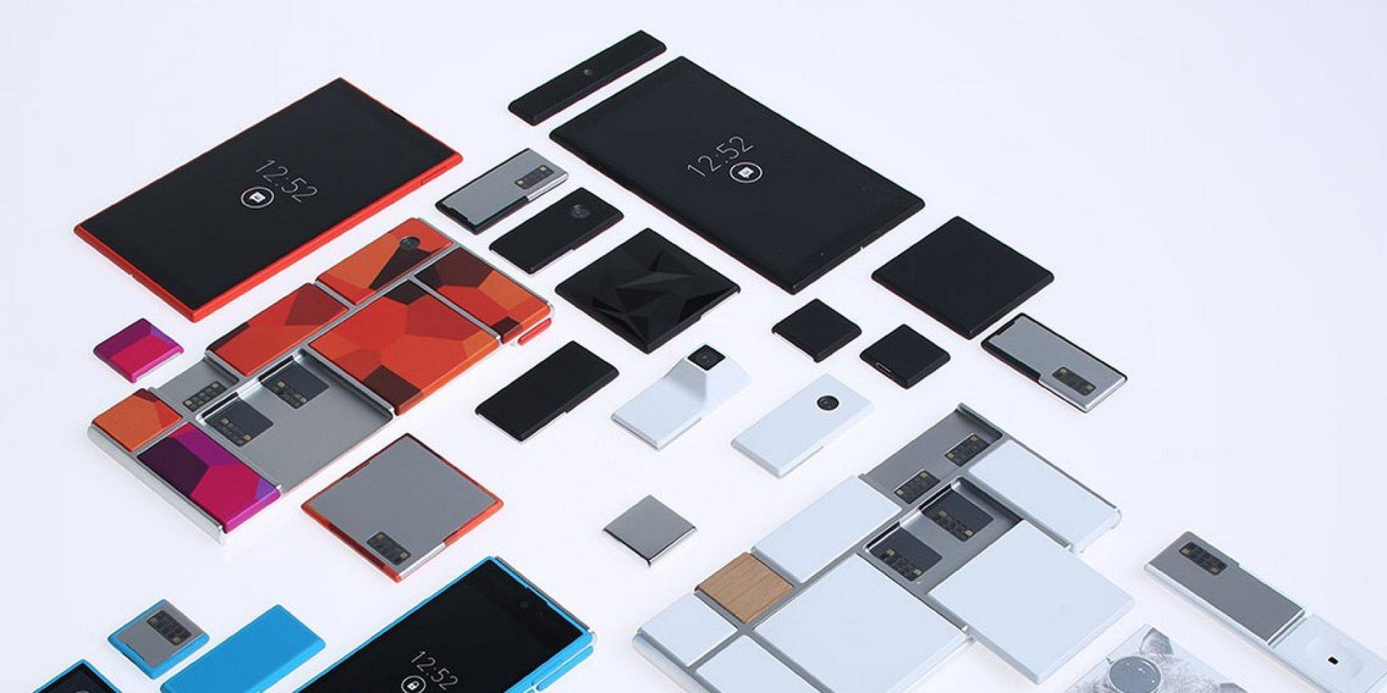 """Bản án """" tử hình"""" đã được đưa ra với dòng smartphone Project Ara"""