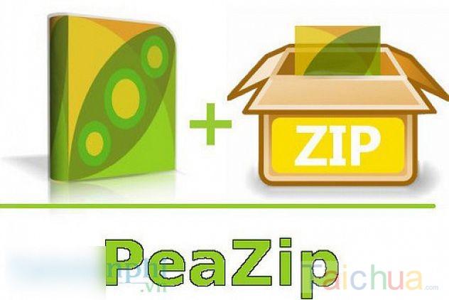 Hướng dẫn sử dụng phần mềm PeaZip nén và giải nén file trên PC