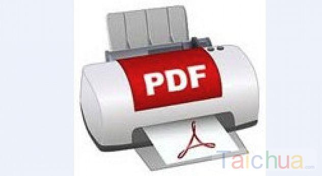 Tham khảo cách in 2 mặt PDF, in nhiều trang PDF trên 1 tờ A4