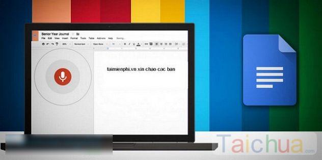 Hướng dẫn cách kích hoạt Voice Typing trong Google Docs
