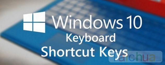Hướng dẫn sử dụng phím tắt File Explorer trên Windows 10