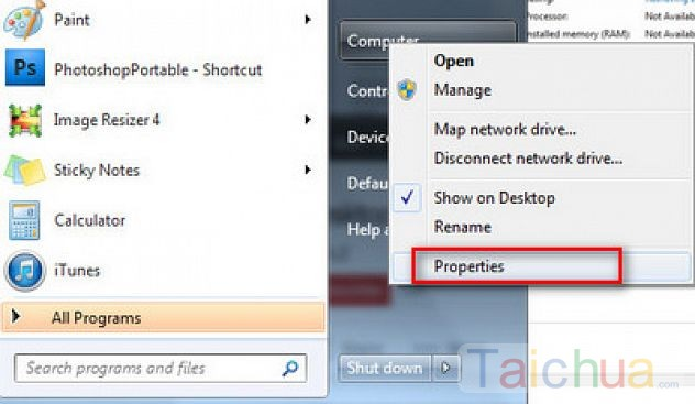 Cách Remote Desktop qua lan, truy cập máy tính trong mạng lan