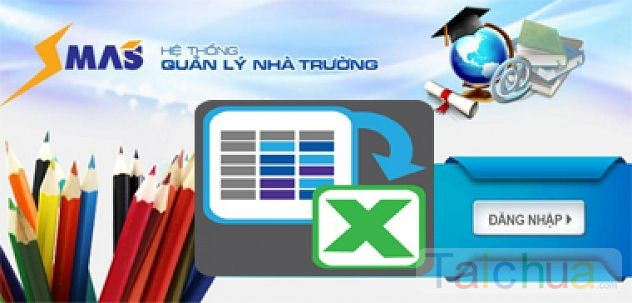 Hướng dẫn cách xuất Excel danh sách học sinh trong SMAS