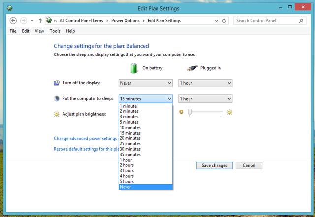 Các cách cải thiện thời lượng pin trên laptop