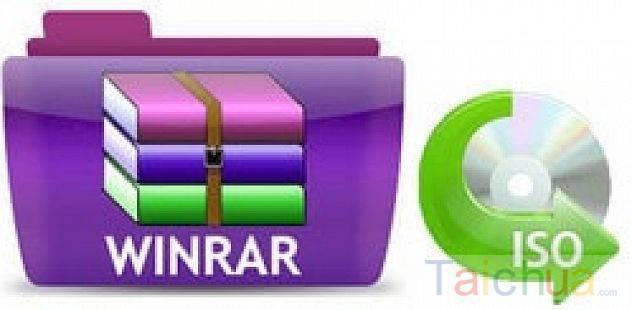 Hướng dẫn cách mở file, giải nén file iso bằng WinRar