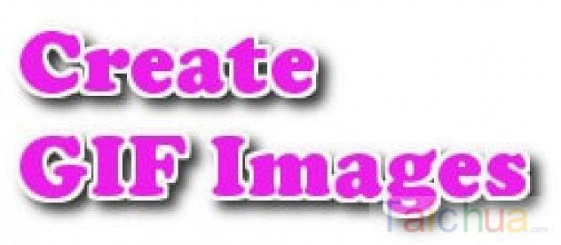 Tạo ảnh động online bằng Gickr và youtube
