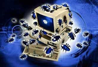 Máy tính bị nhiễm virus và 4 bước quan trọng cần làm