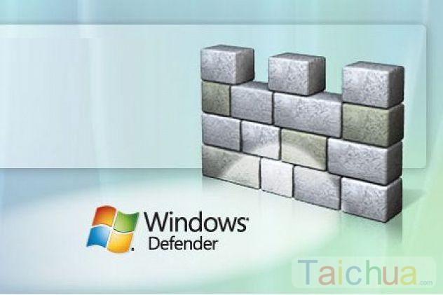 Làm thế nào để gỡ bỏ được Windows Defender trên win 8?