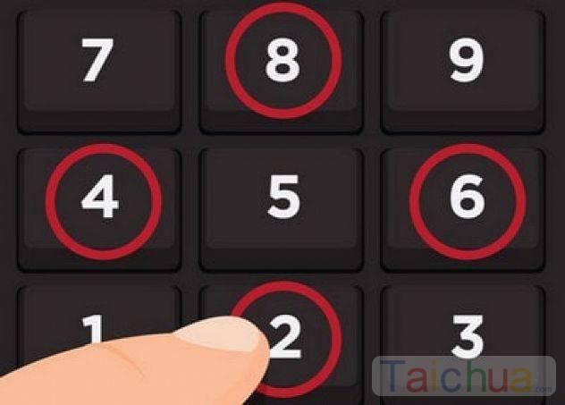 Hướng dẫn sử dụng bàn phím để thay thế cho chuột bị hỏng
