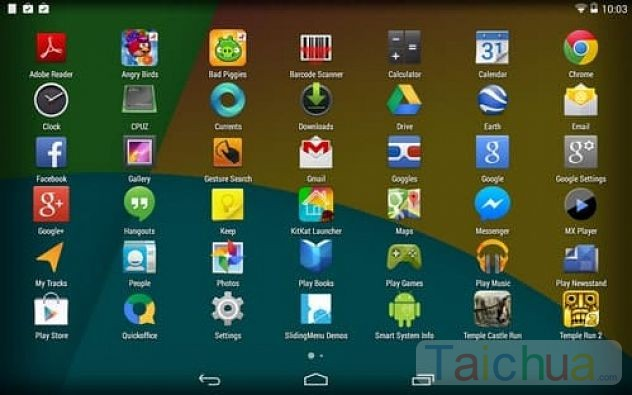 Cài đặt Android song song với Windows trên máy tính ?