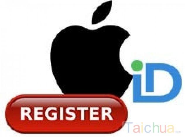 Hướng dẫn cách đăng ký tài khoản Apple ID trên máy tính