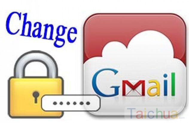 Hướng dẫn đổi mật khẩu gmail trên máy tính