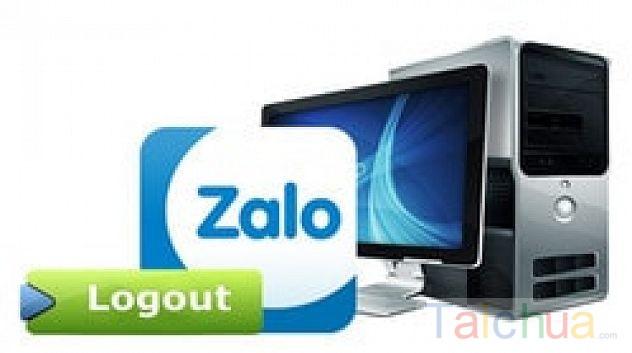 Hướng dẫn cách thoát Zalo trên máy tính
