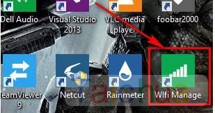 Cách mở Manager Wifi trên Windows 10 nhanh chóng