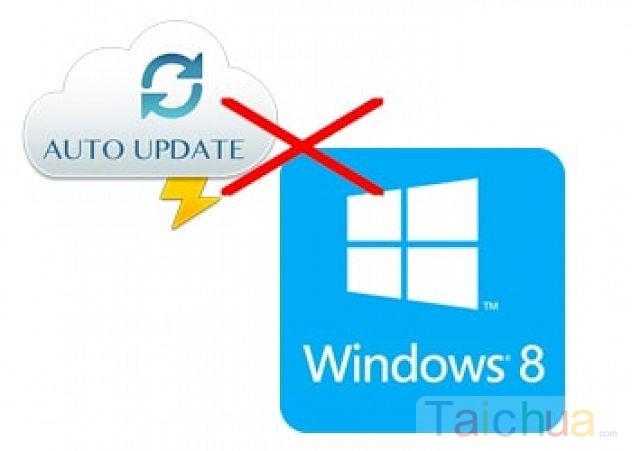 Cách tắt Update Win 8 hay đóng cập nhật Windows 8