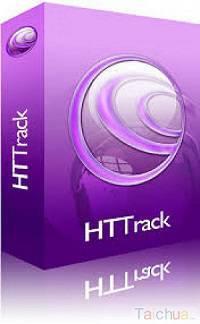 Hướng dẫn lấy source website với HTTrack Website Copier