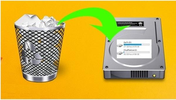 Phần mềm khôi phục dữ liệu trên máy tính
