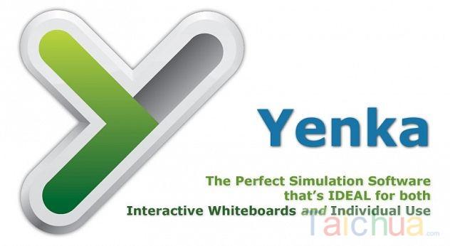 Hướng dẫn cài đặt và sử dụng phần mềm Yenka trên máy tính