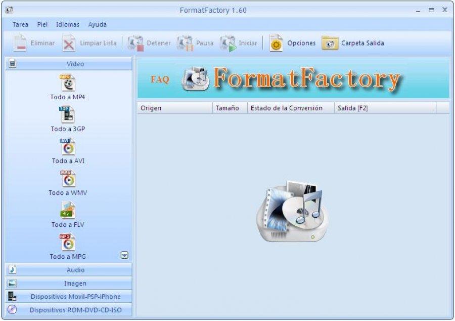 Cách ghép nhạc vào video bằng phần mềm Format Factory