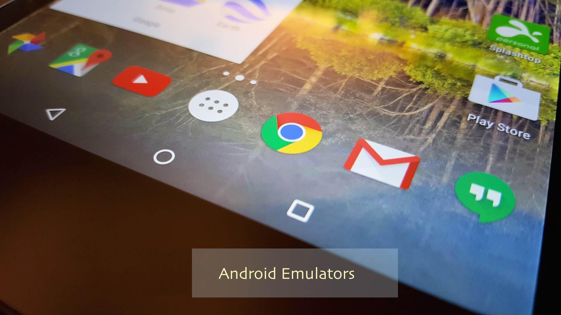 Những trình giả lập Android có chức năng đầy đủ, chuyên nghiệp nhất