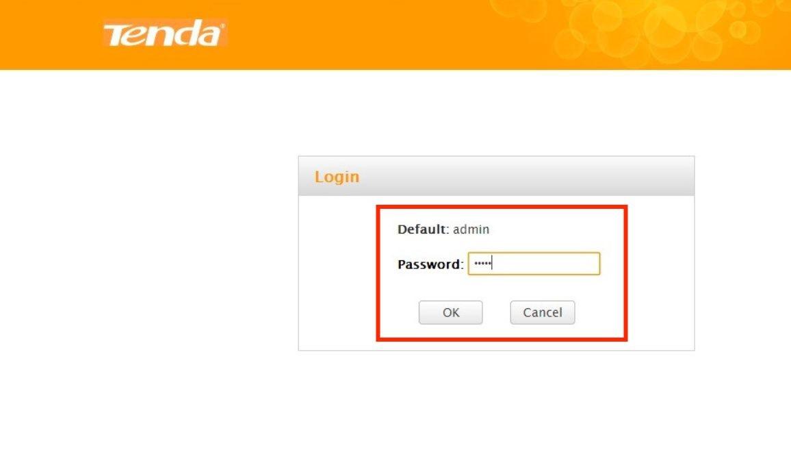 Hướng dẫn cách đổi mật khẩu wifi Tenda