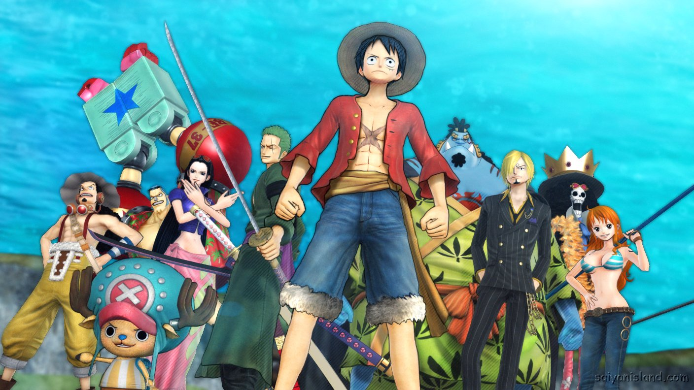 One Piece: Pirate Warrior 3 - Game One Piece Offline