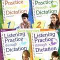 Listening practice through dictation icon