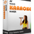 AV Video Karaoke Maker icon