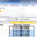 Barcode Add in for Word and Excel icon