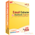 Outlook Express Email Saver icon