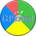 Gparted icon