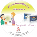 Tiếng anh lớp 4 icon