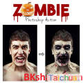 Zombie Photoshop Action icon