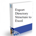 Export Directory Structure to Excel - Xuất cấu trúc thư mục sang Excel