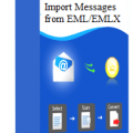 Import Messages from EML/EMLX Files - Nhập email từ EML/EMLX