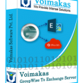 Voimakas GroupWise to Exchange Server Migration - Chuyển email từ  GroupWise đến Exchange Server