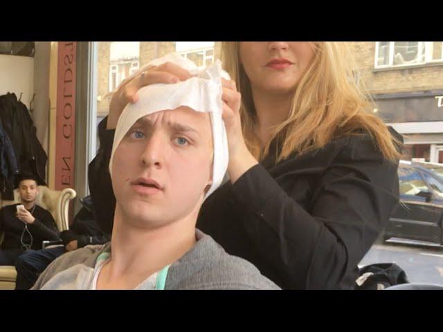 Troll bạn trai khi đi cắt tóc