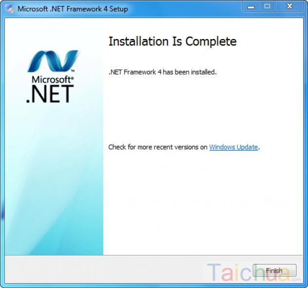Cách gỡ bỏ NET Framework trên máy tính