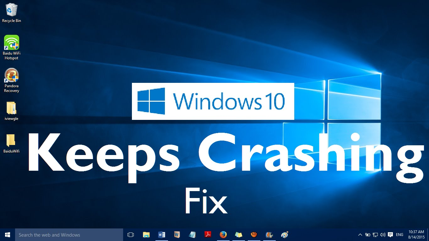 fix windows 10 explorer constant crashes 32
