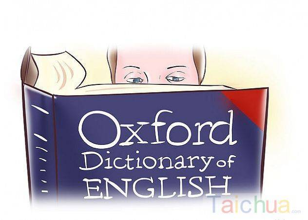 Hướng dẫn sử dụng từ điển oxford Dictionary