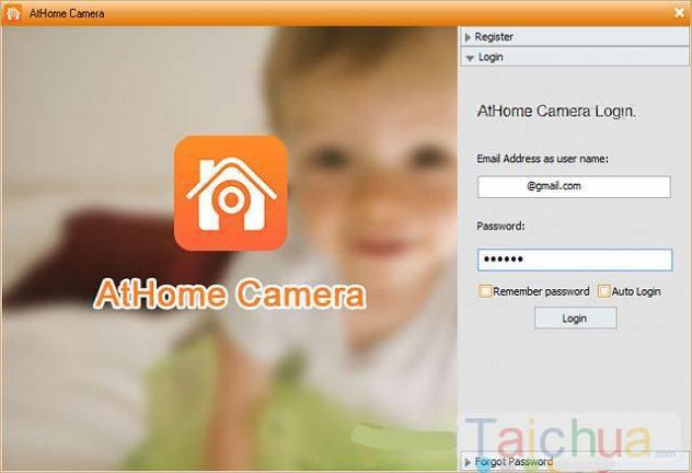 Hướng dẫn cài đặt và sử dụng Athome camera