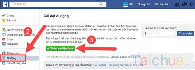 Hướng dẫn cách đăng nhập Facebook