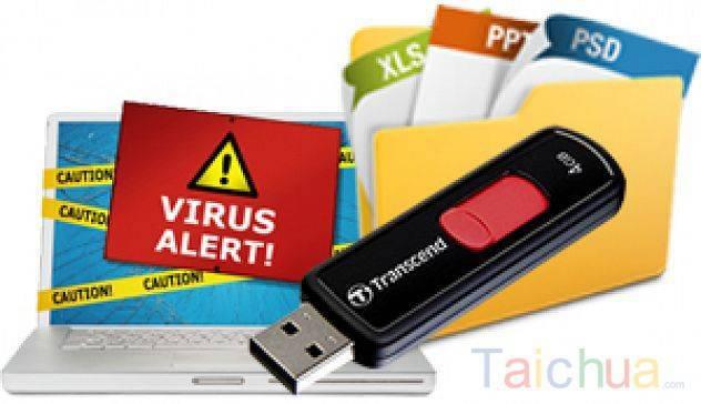 USB bị ẩn file khôi phục lại như thế nào?