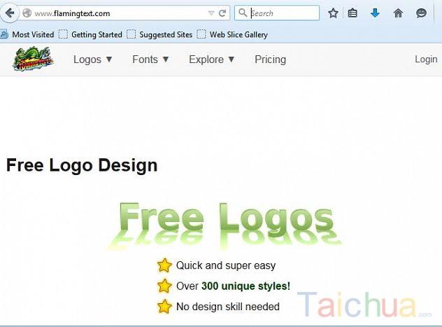 Top 3 website thiết kế logo online tốt nhất hiện nay