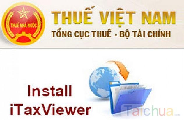 Hướng dẫn cách cài iTaxViewer phần mềm đọc file XML từ HTKK
