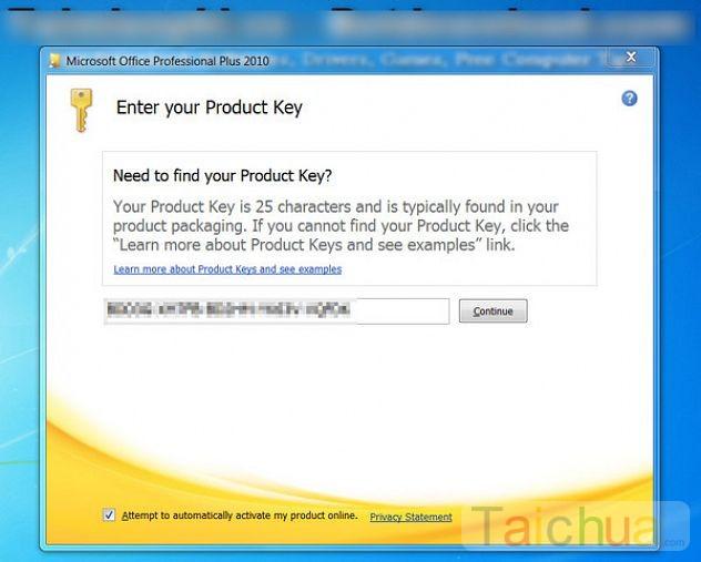 Cài  đặt Outlook 2010 và cấu hình outlook 2010 nhận mail và gửi mail