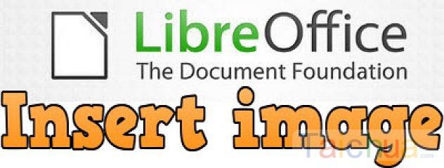 Hướng dẫn cách chèn ảnh vào LibreOffice